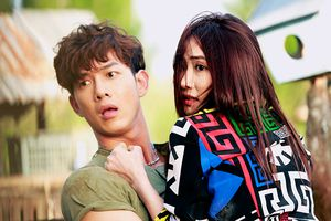 Không thể có chuyện tình chị em trong 'Hậu duệ mặt trời Việt Nam', Song Luân 'cặp kè' Ngân Khánh trong phim khác