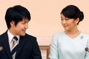 Chồng chưa cưới của công chúa Nhật Bản hoãn hôn vì thiếu tiền, bỏ du học vì nợ ngập đầu