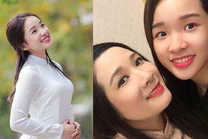 Bất ngờ nhan sắc con gái lớn xinh đẹp của nghệ sĩ Thanh Thanh Hiền, có nụ cười giống mẹ như đúc