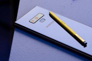 Bút S-Pen trên Samsung Galaxy Note9 sắp sửa thông minh hơn đáng kể