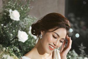 Hé lộ loạt váy cưới cực đỉnh của Lan Khuê trước ngày lên xe hoa