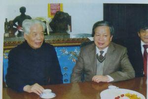 Những hình ảnh quý giá về cuộc đời của nguyên Tổng Bí thư Đỗ Mười