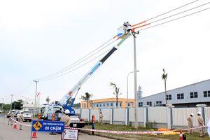 PC Quảng Trị áp dụng công nghệ hiện đại trong vận hành, sửa chữa lưới điện