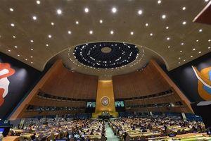 Kết quả nổi bật của phiên thảo luận chung cấp cao Đại hội đồng LHQ