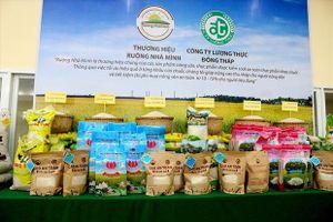 Ra mắt thương hiệu nông sản 'Ruộng nhà mình'