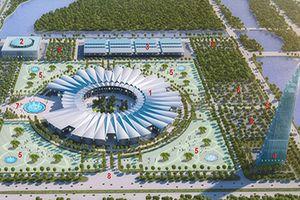 Điều chỉnh Trung tâm Hội chợ triển lãm Quốc gia: Bổ sung tối đa 70.000 dân