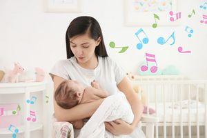 Lời ru của mẹ giúp trẻ hình thành nhân cách tốt