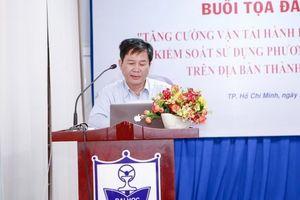 Tọa đàm về tăng cường vận tải hành khách công cộng và kiểm soát phương tiện cơ giới cá nhân trên địa bàn TP. Hồ Chí Minh