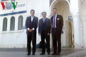 Bệnh viện Pháp hợp tác đào tạo bác sĩ với bệnh viện K