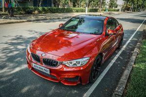 BMW M4 Coupe màu 'độc' được rao bán với giá hơn 3 tỷ đồng
