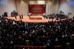 Iraq hoãn họp bầu Tổng thống mới vì thiếu đại diện người Kurd