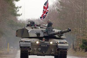 Anh sẽ duy trì sự hiện diện quân sự quy mô nhỏ ở Đức hậu Brexit