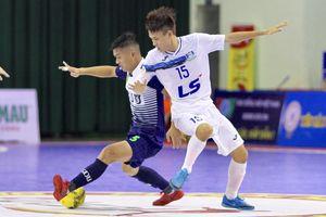 Trực tiếp Futsal HDBank VĐQG 2018: S.Khánh Hòa vs Thái Sơn Bắc