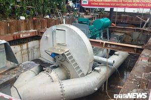 TP.HCM ứng tiền cho ông chủ siêu máy bơm chống ngập đường Nguyễn Hữu Cảnh