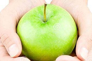 Tại sao, quả táo nhiệm màu