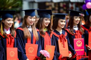 Hà Nội hiện có 156 thủ khoa đang công tác tại các cơ quan của Thủ đô
