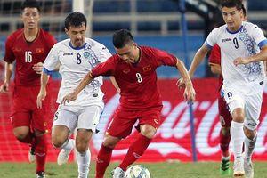 Xếp hạng nhóm hạt giống số 1, U23 Việt Nam mang U23 Châu Á 2020 về sân nhà