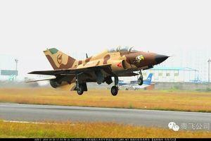 Chiến đấu cơ vừa thử nghiệm của Trung Quốc được phát triển từ huyền thoại mà Việt Nam mới loại biên