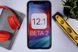 Apple tiếp tục tung bản cập nhật cho iOS 12, nhiều người Việt bắt đầu nâng cấp để sửa lỗi
