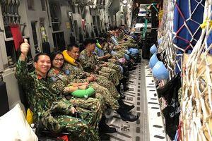 Úc hỗ trợ đưa chiến sĩ gìn giữ hòa bình VN sang Nam Sudan