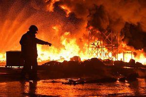 Hỏa hoạn khiến 73 người chết, thiệt hại 1.600 tỉ đồng