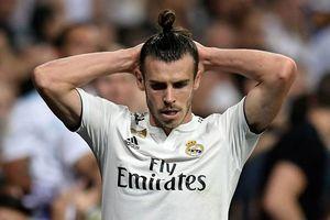 Real Madrid tái hiện thành tích tồi tệ sau 11 năm