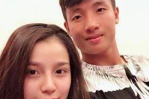Cầu thủ Bùi Tiến Dũng xác nhận có bạn gái vào đúng ngày sinh nhật