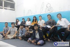 Khóa học tiếng Anh cấp tốc uy tín tại NewSky