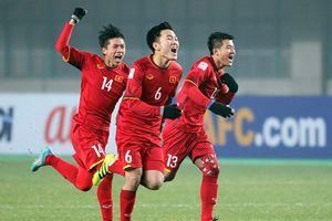 U23 Việt Nam là hạt giống số 1 vòng loại giải châu Á 2020