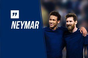Neymar ví mình như Messi của PSG