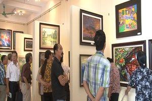 Làng họa sĩ Cổ Đô, huyện Ba Vì: Điểm du lịch cộng đồng hấp dẫn