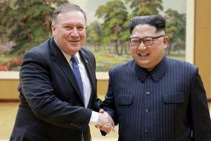 Ngoại trưởng Mỹ gặp Kim Jong-un vào cuối tuần