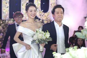 Chia sẻ đầu tiên của Nhã Phương sau hôn lễ với Trường Giang
