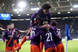 Chật vật hạ Hoffenheim, Man City kiếm 3 điểm đầu tay