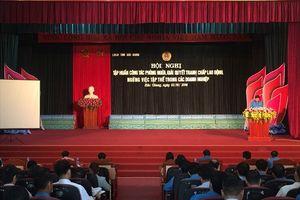 LĐLĐ tỉnh Bắc Giang: Tập huấn phòng ngừa, giải quyết tranh chấp lao động, ngừng việc tập thể