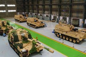 Trung Quốc choáng khi Ấn Độ sản xuất loạt pháo K9?