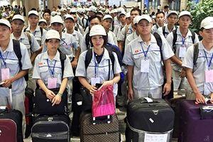 9 tháng, 102.000 lao động đi làm việc ở nước ngoài