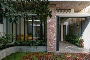 Nhà cấp 4 ở Sài Gòn bỗng 'biến' thành biệt thự sân vườn nhìn là mê