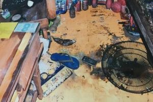 Chủ nhà trong vụ chồng tạt xăng đốt vợ đã tử vong