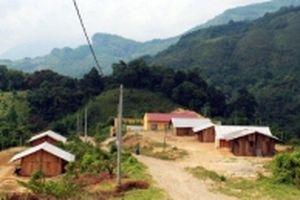 Những dự án định cư hiệu quả thấp ở Cao Bằng
