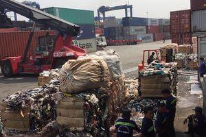 Kiên quyết bắt hãng tàu 'tự xử' phế liệu tồn đọng gây ô nhiễm
