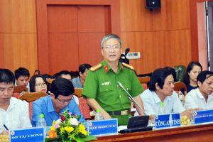 Họp báo về tình hình KT-XH Quảng Nam: Nhiều vấn đề 'nóng' được dư luận quan tâm