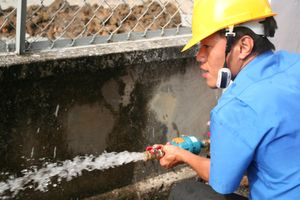 TPHCM sẽ cúp nước diện rộng ở 8 quận - huyện