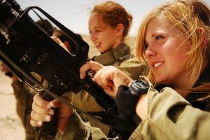 Những quốc gia có nữ giới phục vụ trong quân đội đông nhất