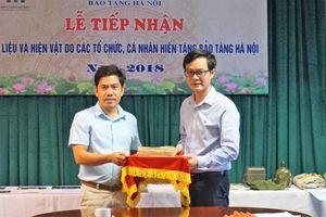 Những cuốn sách đầu tiên của nước Việt Nam độc lập đến Bảo tàng Hà Nội