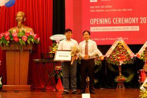 Viện Nghiên cứu và Đào tạo Việt – Anh khai giảng năm học mới