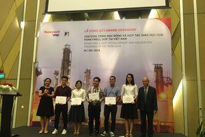 2.500 USD học bổng dành cho SV ngành kỹ thuật dầu khí