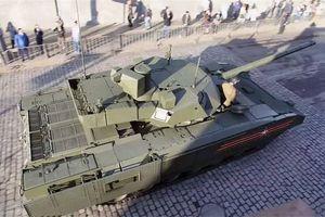 Ấn Độ đang khát khao sở hữu những chiếc xe tăng T-14 'Armata' của Nga