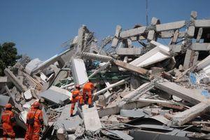 Đã có 1.350 người chết do thảm họa động đất, sóng thần ở Indonesia