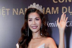 Minh Tú chính thức trở thành đại diện Việt Nam dự Hoa hậu Siêu quốc gia 2018